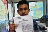 Ajudan Bupati laporkan ketua LSM ke polisi terkait video pemukulan