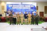 BPS Ogan Komering Ulu rapat koordinasi  Sensus Penduduk 2020