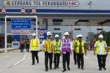 Presiden Jokowi: Pembangunan jalan tol jangan tunggu IRR tinggi