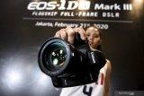 Seri andalan Canon EOS 1D X Mark III dibanderol seharga Rp110 juta
