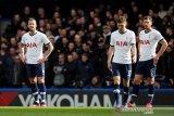 Gaji karyawan Tottenham dipotong 20 persen