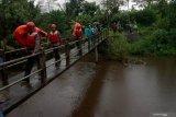 BPBD Sleman : Dua korban hanyut SMPN 1 Turi berhasil ditemukan