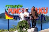 BRI bangun taman di Puncak Paku kawasan wisata Mandeh Sumbar