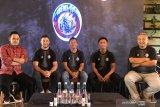 Alasan keamanan laga Arema FC lawan Persib Bandung berubah