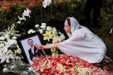 Cek fakta: Ashraf Sinclair meninggal karena jantung atau maag ?