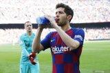 Barcelona konfirmasi cedera Sergi Roberto, jelang lawan Napoli