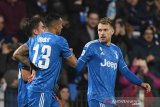 Aaron Ramsey optimistis Juventus lolos ke perempat final
