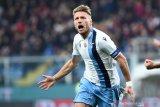 Immobile cetak tiga gol saat Lazio menang 5-1  atas Verona