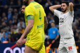 Marseille tersungkur di markas sendiri dipermalukan Nantes 1-3