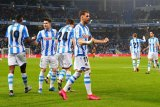 Sociedad kalahkan Valencia untuk ke empat besar
