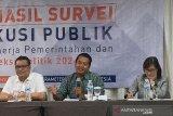 Survei : Capres blusukan masih disukai publik