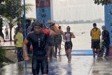 Ini para juara Palembang Triathlon 2020