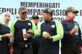 Pj Wali Kota Makassar kampanyekan peduli sampah plastik