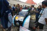 Menristek luncurkan mobil otonom 'iCar ITS'