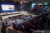 Suasana Seminar Bela Negara yang bertemakan