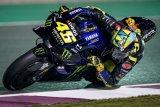 Valentino Rossi komentari performa Yamaha M1 2020 di hari pertama tes Qatar
