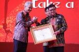 Pemerintah Provinsi Jawa Tengah kembali raih nilai A pada SAKIP 2019