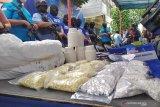 Rumah digeledah di Bandung memproduksi pil mengandung zat Carisoprodol