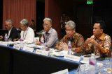 Dirut Bank Jateng kembali terpilih sebagai Ketua Umum Asbanda