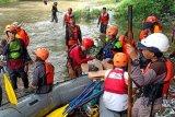 ACT DIY memberikan santunan untuk keluarga korban kecelakaan sungai