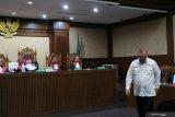Terima suap 200 juta, Mantan Aspidum Kejati divonis 5 tahun penjara