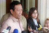 Menko Polhukam Mahfud-KSP bahas Inpres percepatan pembangunan Papua