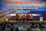Menristek nilai Orientasi riset di Indonesia sekadar penyerapan anggaran