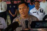 Kerumunan massa di 815 titik di Jateng dibubarkan