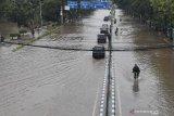 Jakarta banjir, sejumlah KA tujuan Semarang terganggu