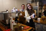 Indonesian coffee shop opens in Melbourne