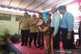 Kemensos berikan penghargaan kepada Sudarwanto dan Sudiro