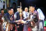 Kecamatan Burau Juara Umum MTQ VIII se-Kabupaten Lutim