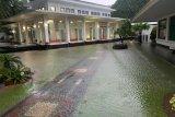 RALAT- Kawasan istana kepresidenan sempat alami banjir