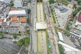 Ratusan miliar kerugian pengusaha peti kemas Jakarta akibat banjir