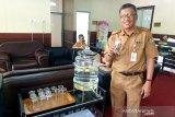 BKD Kalteng larang penggunaan kemasan plastik