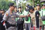 Kapolrestabes Makassar fasilitasi perpanjangan SIM pengemudi Gojek