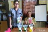 Pelajar SMK 4 Pontianak mampu produksi berbagai sabun cair