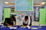 Gojek Gandeng Perum Bulog Luncurkan Pasar Rakyat Khusus Mitra Gojek