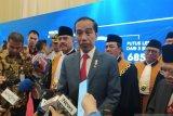Presiden Joko Widodo nyatakan pemerintah terus perhatikan kondisi WNI di Diamond Princess