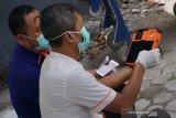 Misteri mayat berbungkus karung plastik dan goni di Senggigi belum terjawab