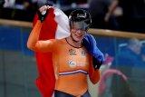 Kirsten Wild hentak balap sepeda trek dunia dengan  emas ketujuhnya