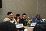 Staf khusus Presiden Billy Mambrasar perkenalkan puluhan pengusaha muda Papua