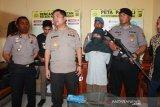 Polisi tangkap pelaku pembacokan adik ipar