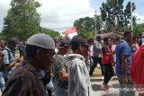 Nelayan demo tolak kapal cantrang di Natuna