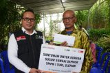 ACT berikan bantuan untuk keluarga korban susur Sungai Sempor