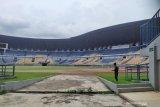 Persib Bandung cek persiapan terakhir Stadion GBLA sebelum memulai latihan