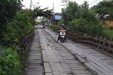 Pembangunan jembatan Sei Kahat perlu penambahan dana