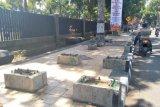 Kantor Perwakilan BI NTB segera menata taman bekas JPO