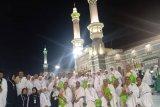 Jamaah umroh di Mekah sebut aman-aman saja
