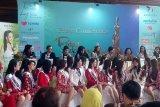 39 finalis Puteri Indonesia dapat pembekalan antikorupsi dari KPK